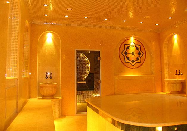 Что такое баня хаммам