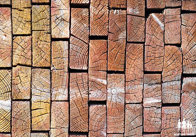 Абаш для бани: африканское дерево для парилки и сауны, что это такое